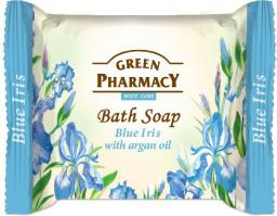 Green Pharmacy Mydło w kostce Body Care Blue Iris 100g
