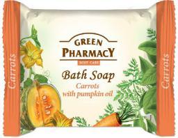Green Pharmacy Body Care Mydło w kostce Carrots  100g