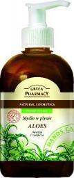 Green Pharmacy Mydło w płynie Aloes 465ml