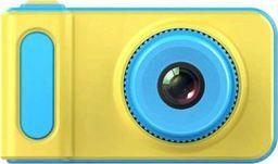 Aparat cyfrowy dla dzieci niebieski