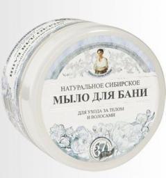 Babuszka Agafia Naturalne syberyjskie białe mydło Agafii 500ml