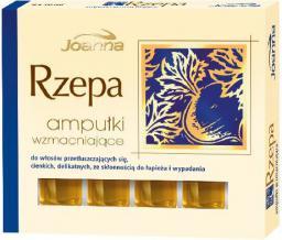 Joanna Rzepa Ampułki wzmacniające włosy 1op-4szt - 522318