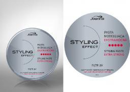 Joanna Styling Effect Pasta modelująca do włosów  80 g