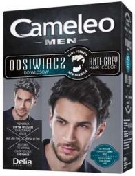 Delia Odsiwiacz dla mężczyzn do włosów czarnych i ciemnego brązu