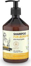 Oma Gertrude Szampon do włosów wzmacniający rozmaryn i rumianek 500 ml