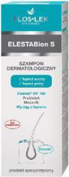 FLOSLEK ELESTABion S - Szampon dermatologiczny, łupież suchy, łupież pstry 150 ml