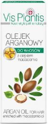 Vis Plantis Olejek Arganowy do włosów  30 ml