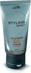 Joanna Styling Effect Żel do układania włosów Bardzo mocny 150 ml