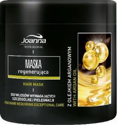 Joanna Profesjonalna Stylizacja Pielęgnacja Maska z olejkiem arganowym do włosów wymagających 500 g