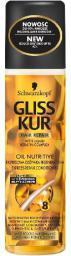 Schwarzkopf Gliss Kur - Hair Repair Oil Nutritive ekspres spray 250 ml