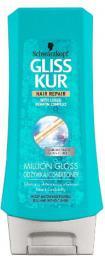 Schwarzkopf Gliss Kur Million Gloss Odżywka do włosów matowych  200 ml