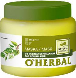 Elfa Pharm O'Herbal Maska do włosów normalnych  500 ml