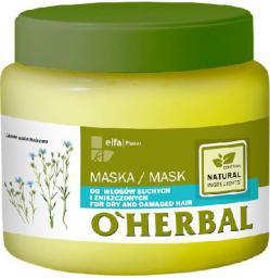 Elfa Pharm O'Herbal Maska do włosów suchych i zniszczonych  500 ml