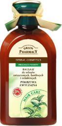Green Pharmacy Balsam do włosów zniszczonych, łamliwych, osłabionych Pokrzywa zwyczajna 300 ml