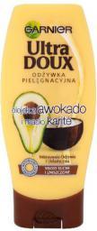 Garnier Ultra Doux Odżywka z awokado i masłem karite do włosów zniszczonych 200 ml
