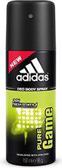 Adidas  Pure Game Dezodorant spray 150ml - 31788239000