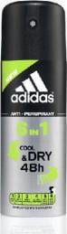 Adidas for Men Cool & Dry Dezodorant spray 6w1  150ml