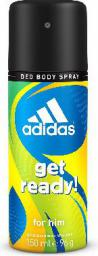 Adidas Get Ready for Him Dezodorant spray  150ml