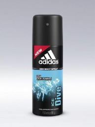 Adidas  Ice Dive Dezodorant spray 150 ml - 31985328000