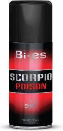 Bi-es Scorpio Poison Dezodorant spray 150 ml
