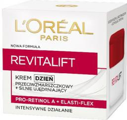 L'Oreal Paris REVITALIFT Krem na dzień przeciwzmarszczkowy - ujędrniający 50 ml