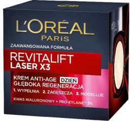 L'Oreal Paris REVITALIFT LASER Krem na dzień 50 ml
