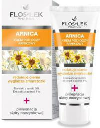 FLOSLEK Pharma Arnica Krem pod oczy redukujący cienie 30 ml