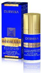 Dermika Neocollagen Krem regenerujący pod oczy 15ml
