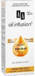 AA Cosmetics Oil Infusion 30+ Krem pod oczy  15ml