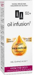 AA Oil Infusion 50+ Krem pod oczy 15ml