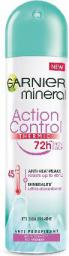 Garnier Mineral 72h Dezodorant w sprayu Action Control Thermic  150ml