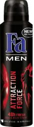 Fa Men Attraction Force Dezodorant w sprayu 150ml