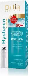 Delia Hyaluron Fusion 50+ Roll-on liftingujący pod oczy  15ml