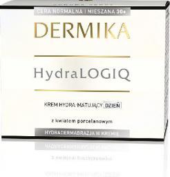 Dermika HydraLogiq Krem hydra-matujący na dzień  50ml