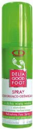 Delia Cosmetics Good Foot Spray dezodorująco odświeżający 100ml