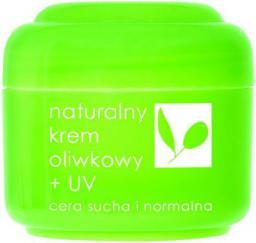 Ziaja Oliwkowa Naturalny krem oliwkowy UV 50 ml