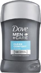 Dove  Antyperspiranty Men Care Clean Comfort antyperspirant w sztyfcie 50 ml