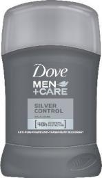 Dove  Antyperspiranty Men Care Silver Control antyperspirant w sztyfcie 50 ml