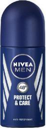 Nivea Dezodorant Antyperspirant PROTECT & CARE roll-on  50ml