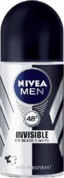 Nivea Dezodorant Antyperspirant INVISIBLE POWER roll-on męski 50ml
