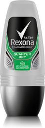 Rexona  Motion Sense Quantum Dry Men Dezodorant roll-on 50ml