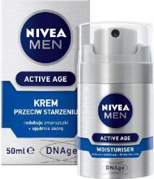 Nivea FOR MEN DNA-ge Krem Active Age  50ml