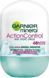 Garnier Mineral Deodorant ActionControl Dezodorant roll-on  50ml