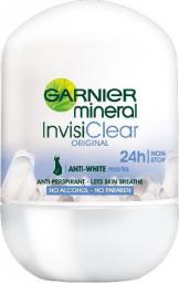 Garnier Mineral Deodorant Invisiclear Dezodorant roll-on  50ml