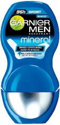 Garnier Mineral Men 96h Sport Dezodorant męski w kulce 50 ml