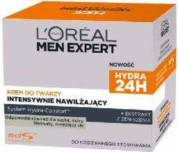 L'Oreal Paris Men Expert Hydra 24h Krem Intensywnie nawilżający 50ml