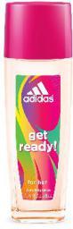 Adidas Get Ready for Her Dezodorant w szkle  75ml
