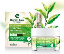 Farmona Herbal Care Krem normalizujący z zieloną herbatą na dzień i noc  50ml