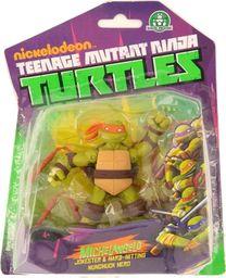 Playmates Toys MICHELANGELO ŻÓŁWIE NINJA