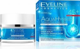 Eveline Aqua Hybrid Krem 45+ na dzień i noc przeciwzmarszczkowy 50ml